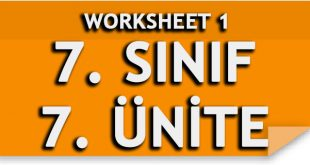 ingilizce-7-sinif-7-unite-superstitions-worksheet-elthoca